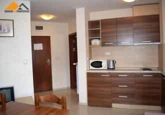 "Банско 3- стаен апартамент за продажба в апартхотел ""Белмонт"""