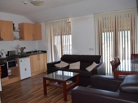 ID -464, Банско Обзаведен апартамент с две спални за продажба