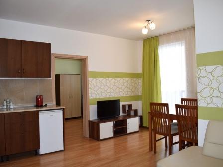 ID -477, Банско Стилно обзаведен 2- стаен апартамент за продажва в апартхотел