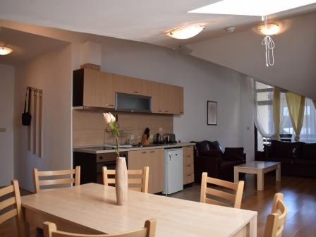ID -504, Разлог Южен 3-стаен апартамент за продажба в апартхотел